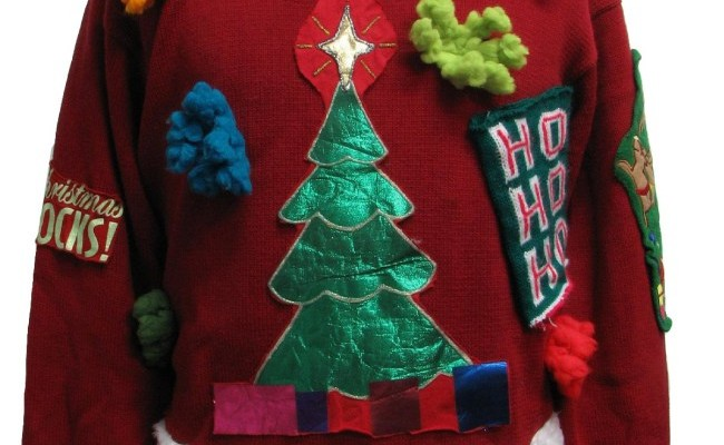 Ugly Sweater Party Trend - Infinity Management Group